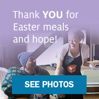 Thank you for giving Easter meals!