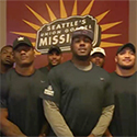 Seahawks Rookies Serve Food To Those In Need