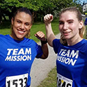 Team Mission helps runners overcome homelessness and addiction
