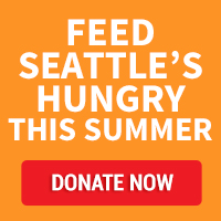 Feed Seattle's hungry this summer